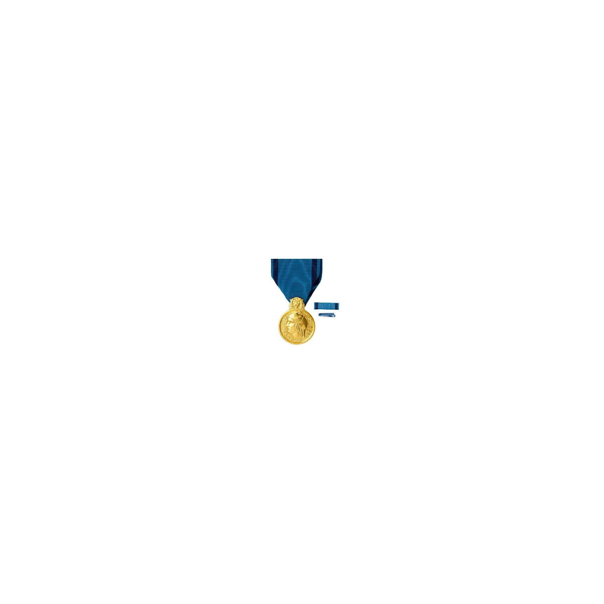 Médaille d'Honneur Jeunesse & Sports - Bronze