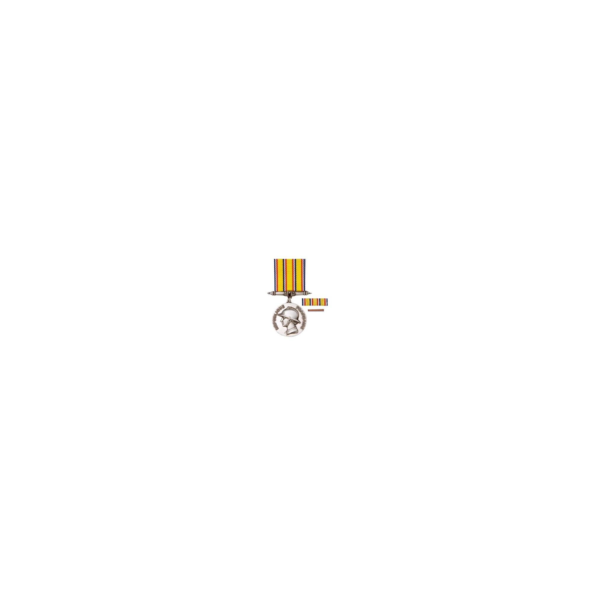 Médaille d'Ancienneté Pompiers - 20ans