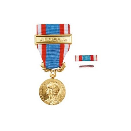 Médaille Commémorative Afrique Du Nord