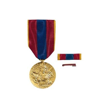 Médaille de la Défense Nationale - Vermeil