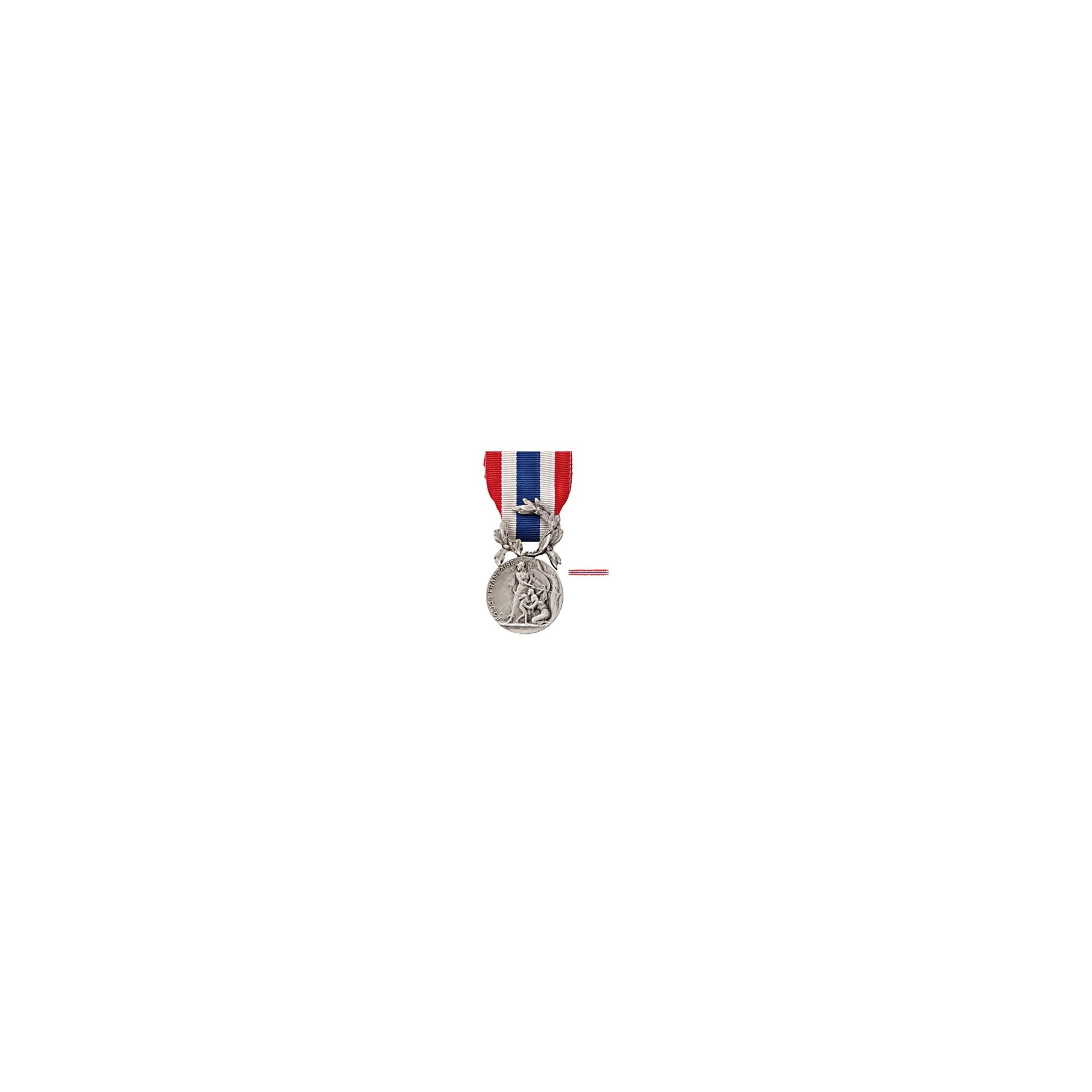 Médaille d'Honneur de la Police