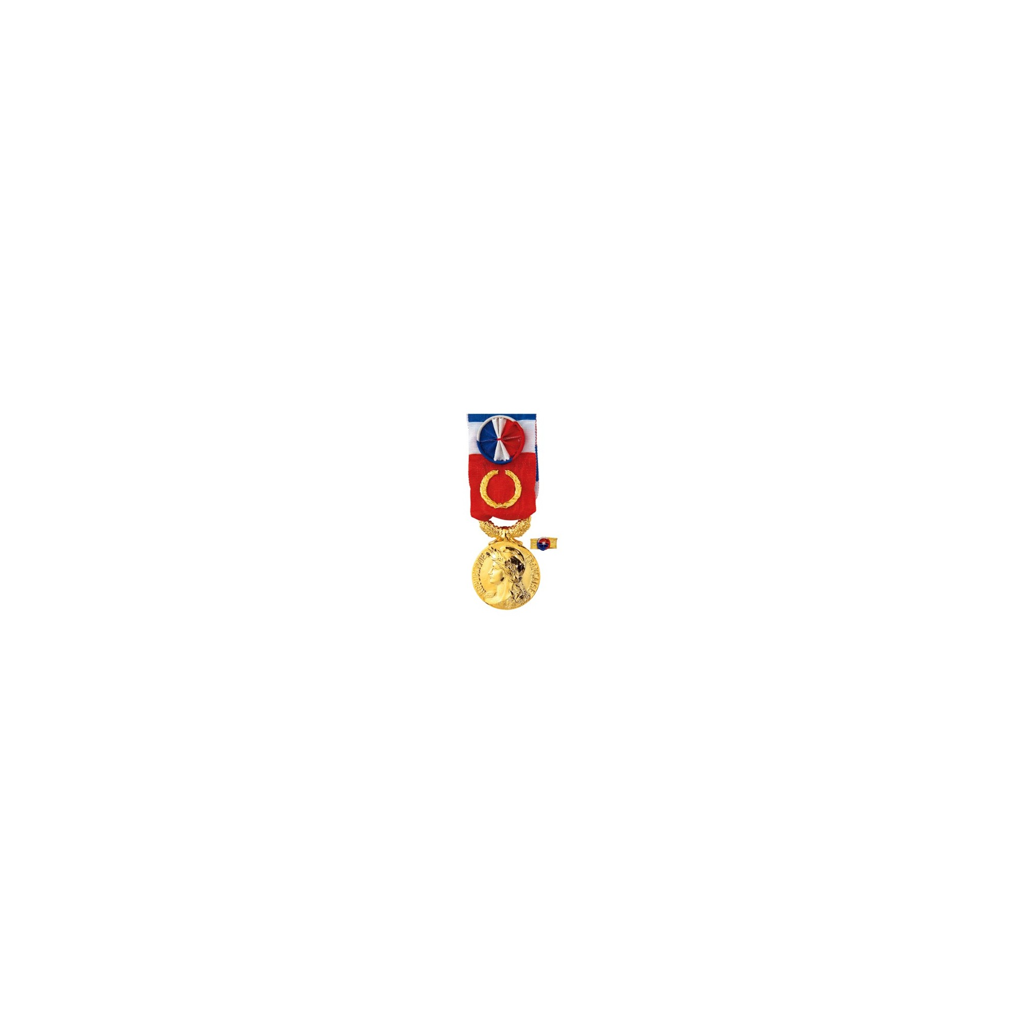Médaille d'Honneur du Travail - Grand Or
