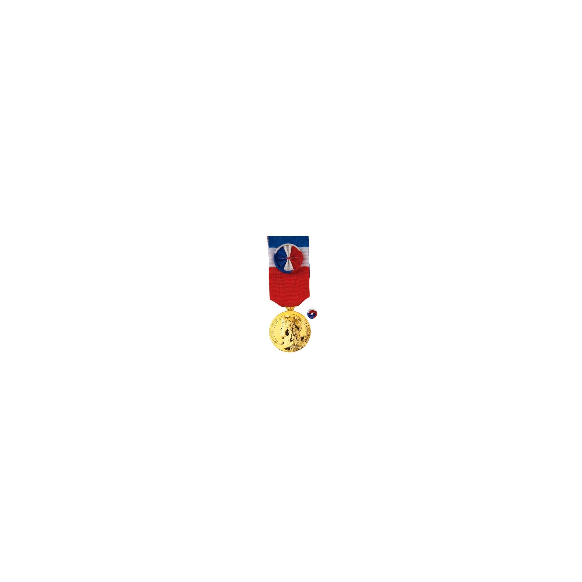 Médaille d'Honneur du Travail - Vermeil