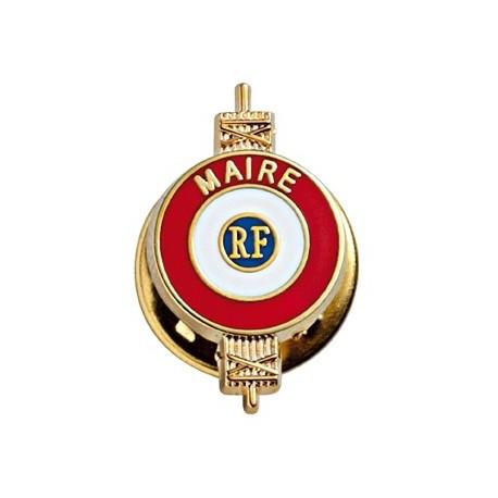 Insigne de Boutonnière - Maire