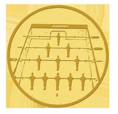 PCB26 - Natation synchronisée (epoxy Or)